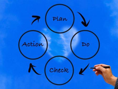 緊急時に備えて事業継続計画(BCP)策定を