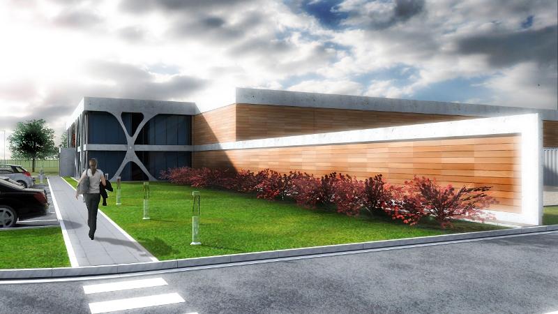 Estónsko Data centrum