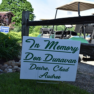 Don Dunavan Memorial Golf Outing