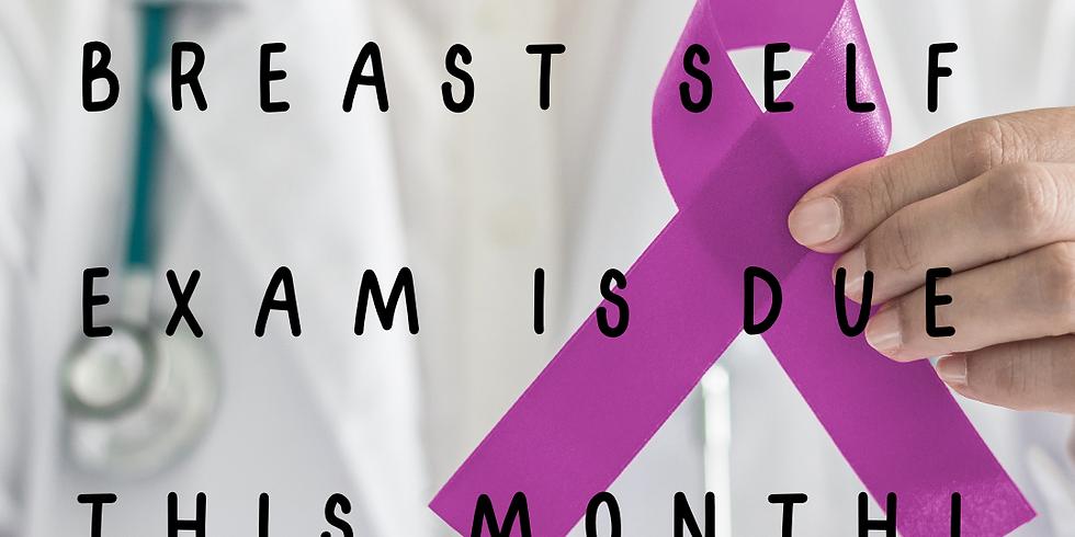 Monthly Breast Self Exam Reminder