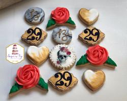 my birthday cookies