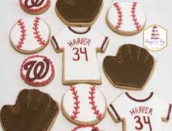 nationals cookies