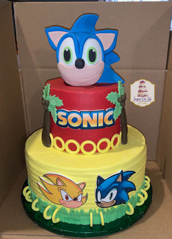 sonic cake rena