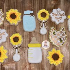 sunflower babyshower cookies.jpg
