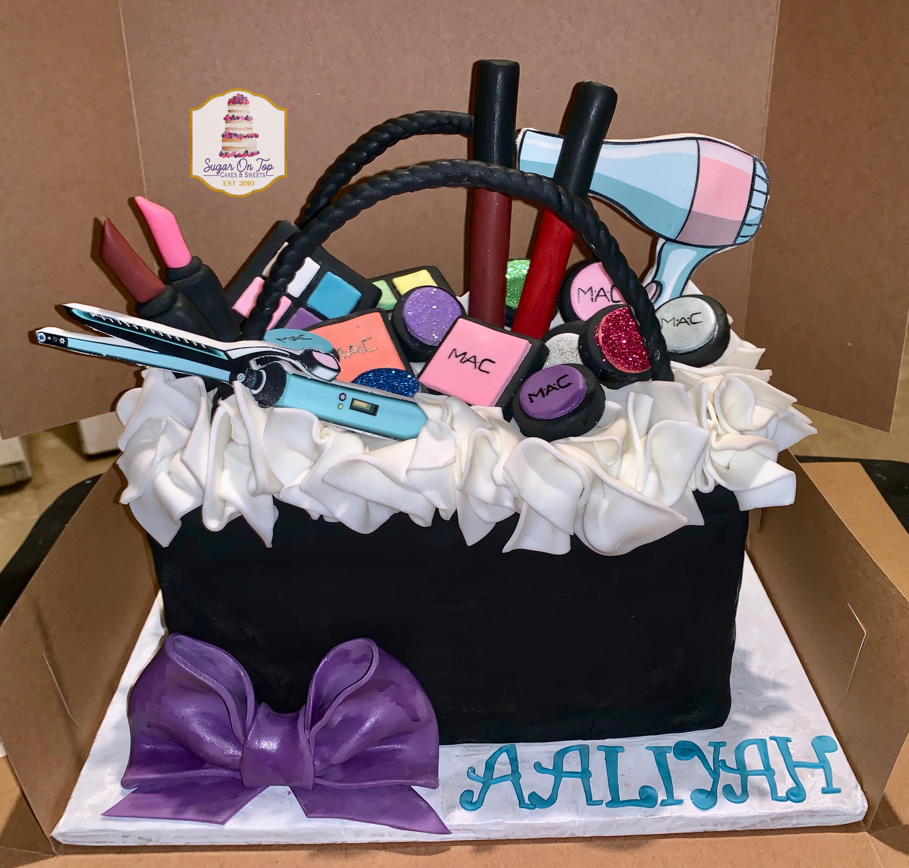 makeup bag cake pollard