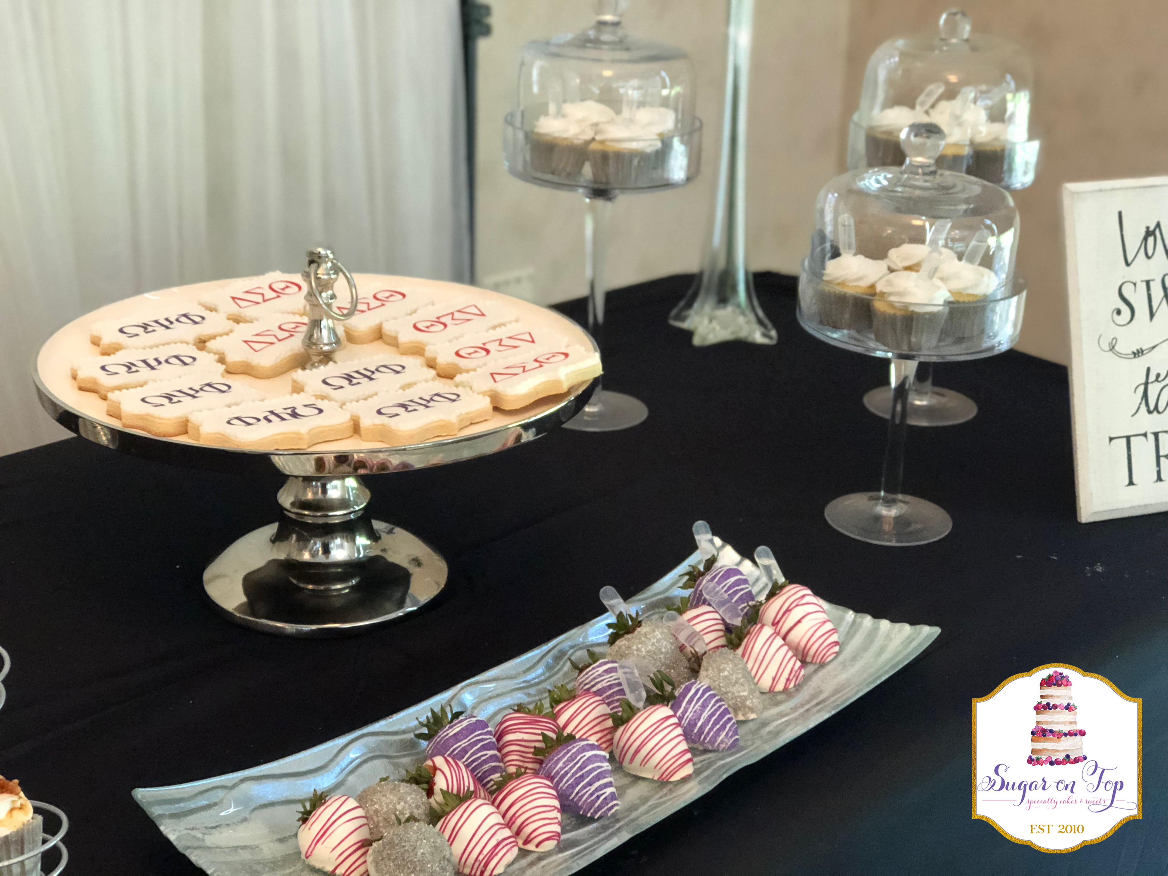 botanical wedding table2