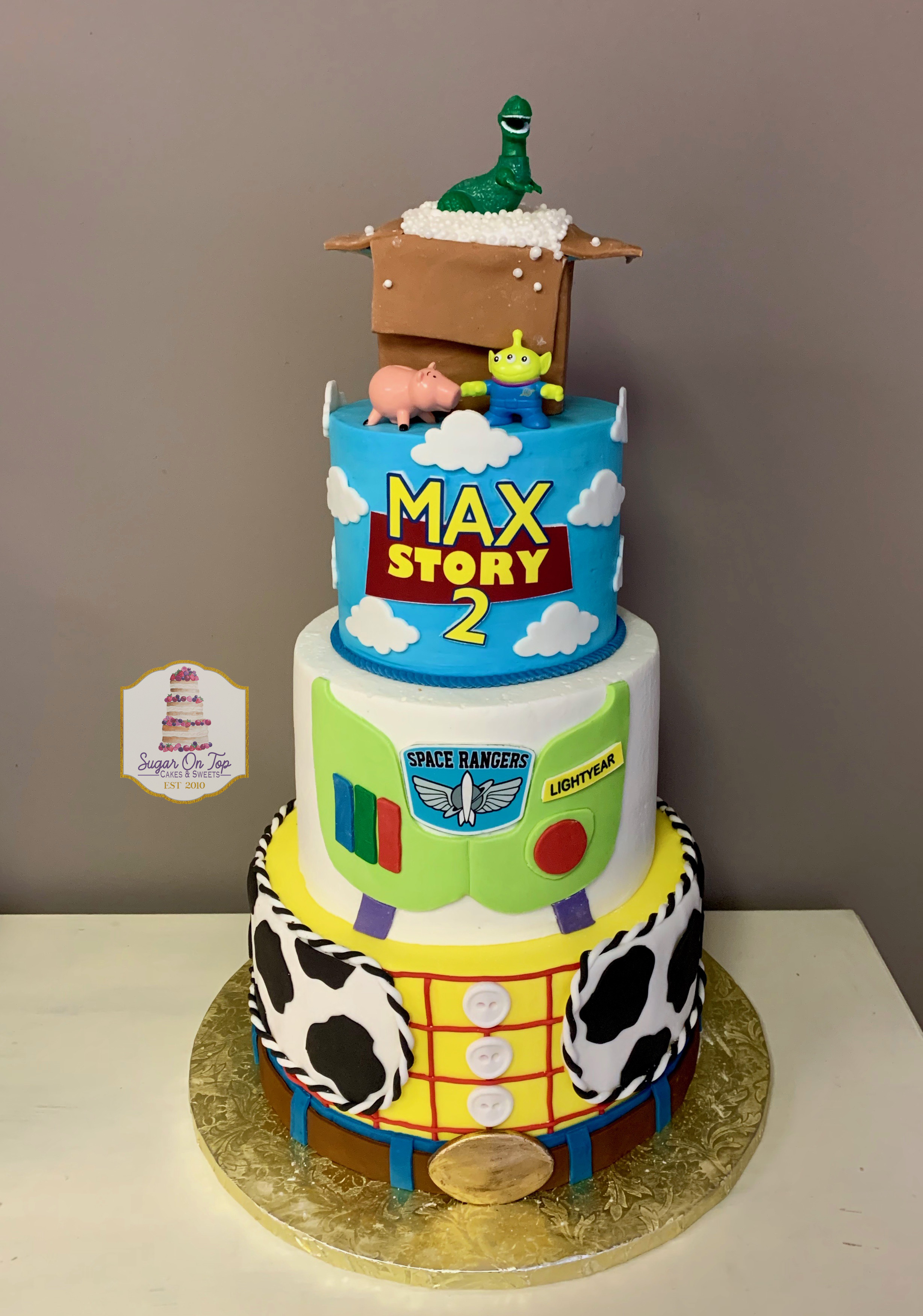 max toy story cake