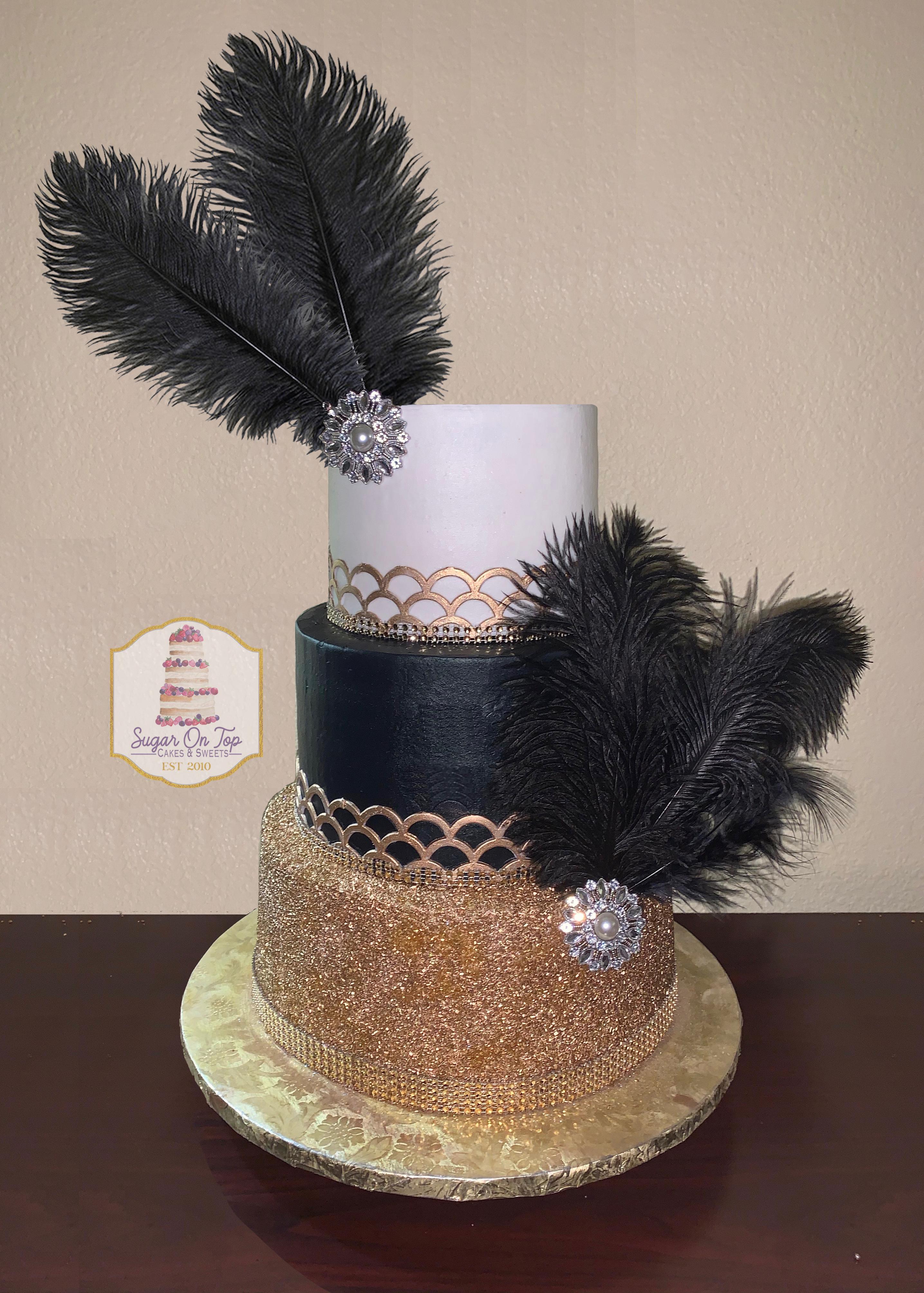 gatsby cake NY