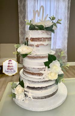 miller wedding cake