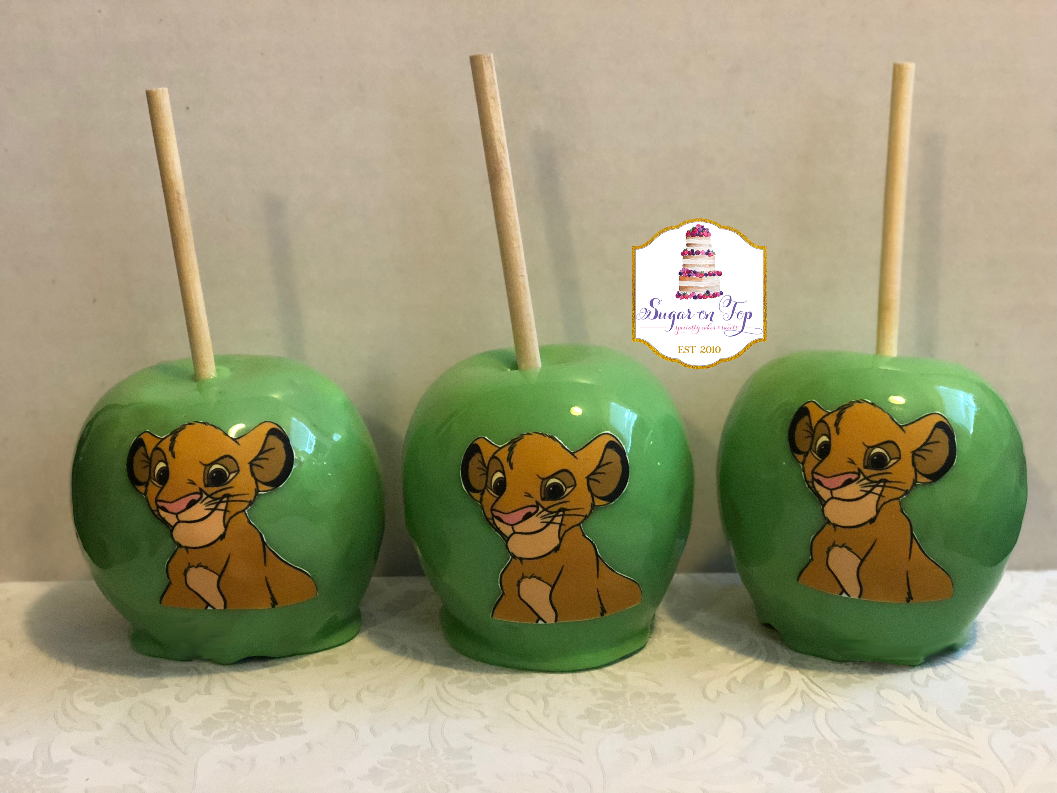 simba apples