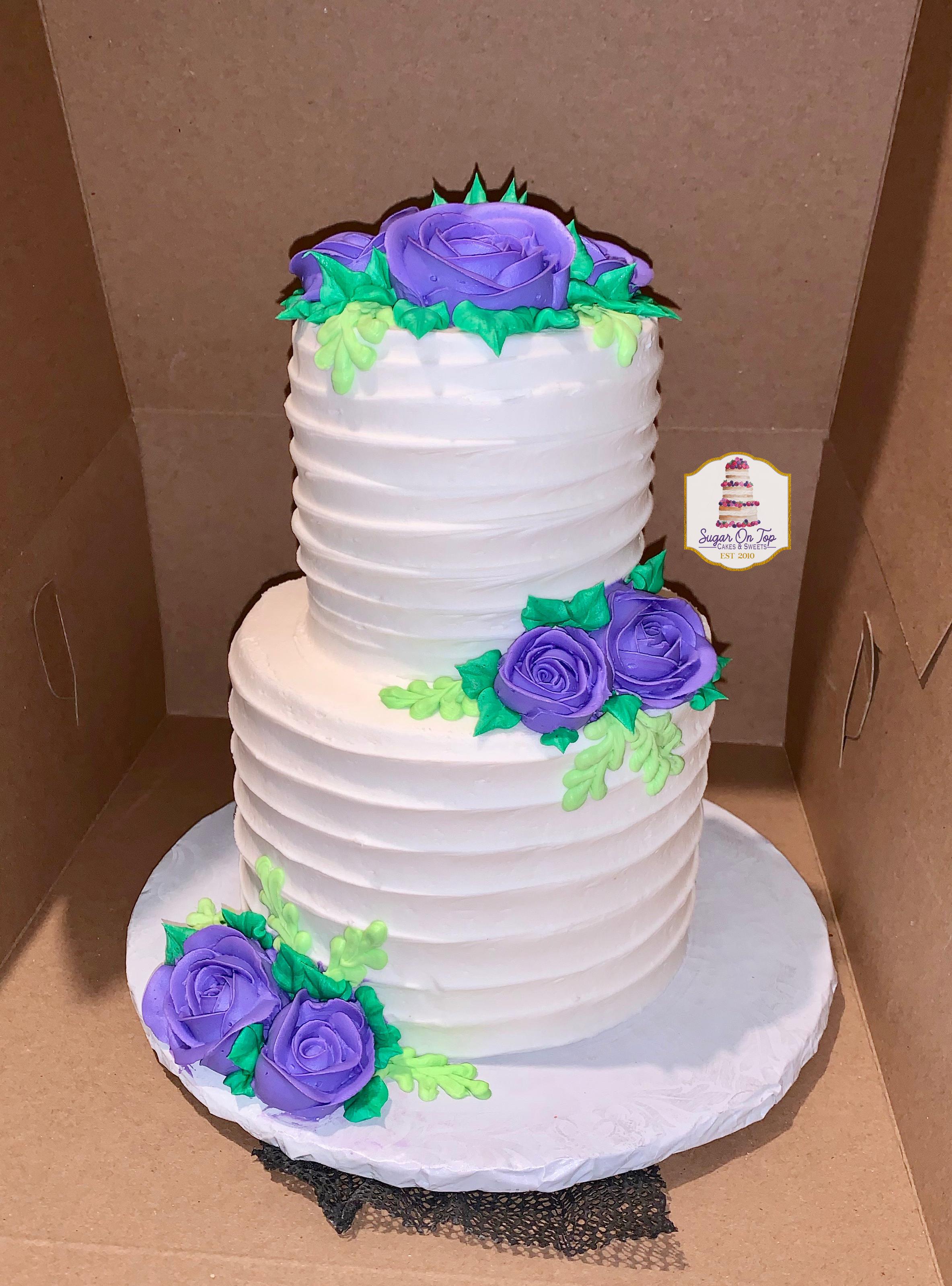 melissas birthday cake