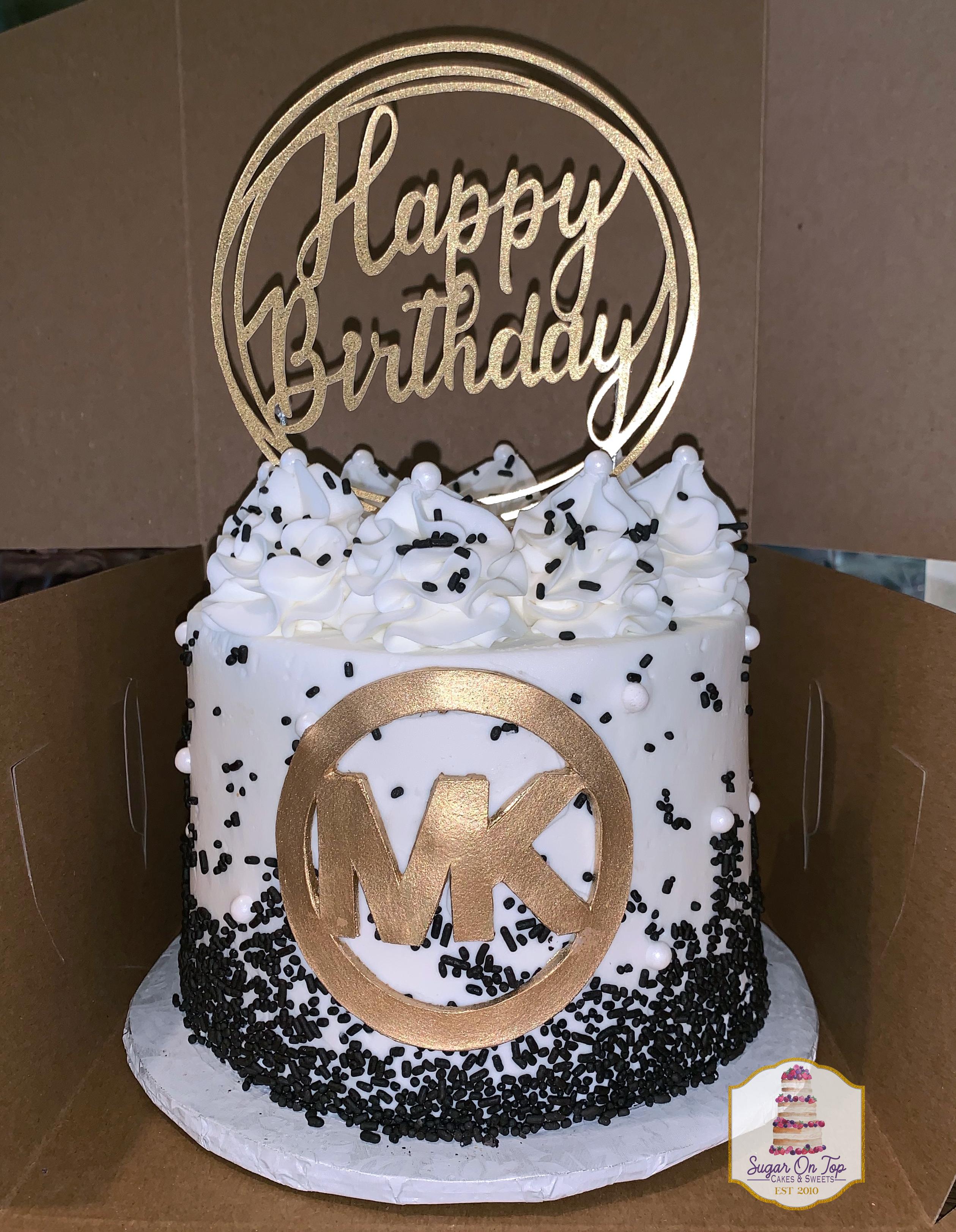 MK cake for miranda