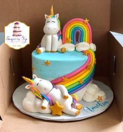 uncicorn cake amelia 2