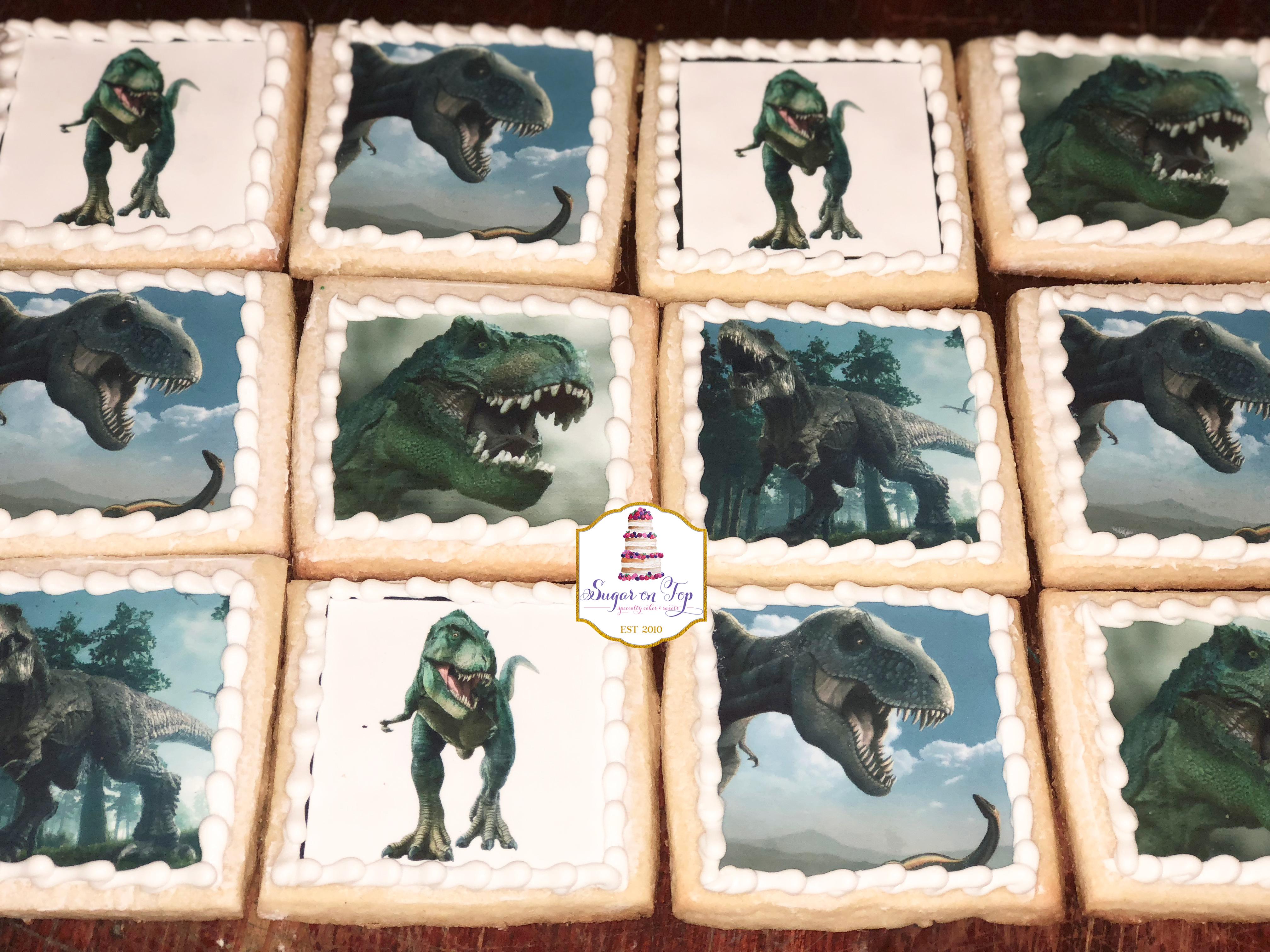 trex cookies