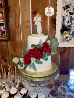 kilby wedding cake