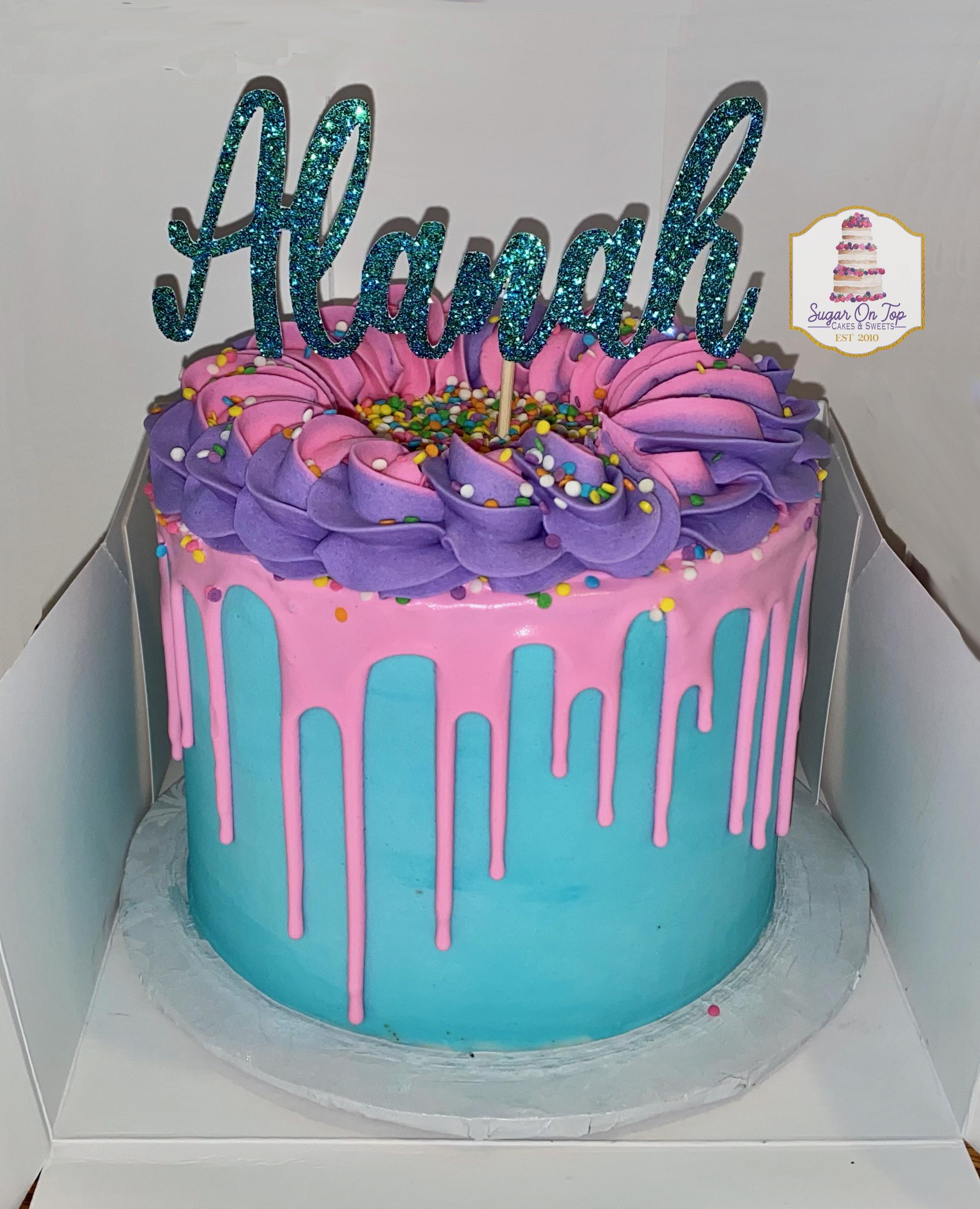 alanah drip cake