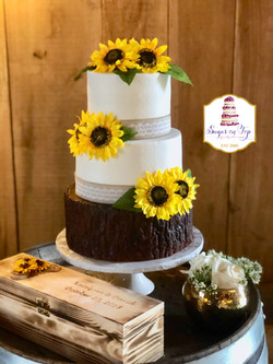falk wedding cake