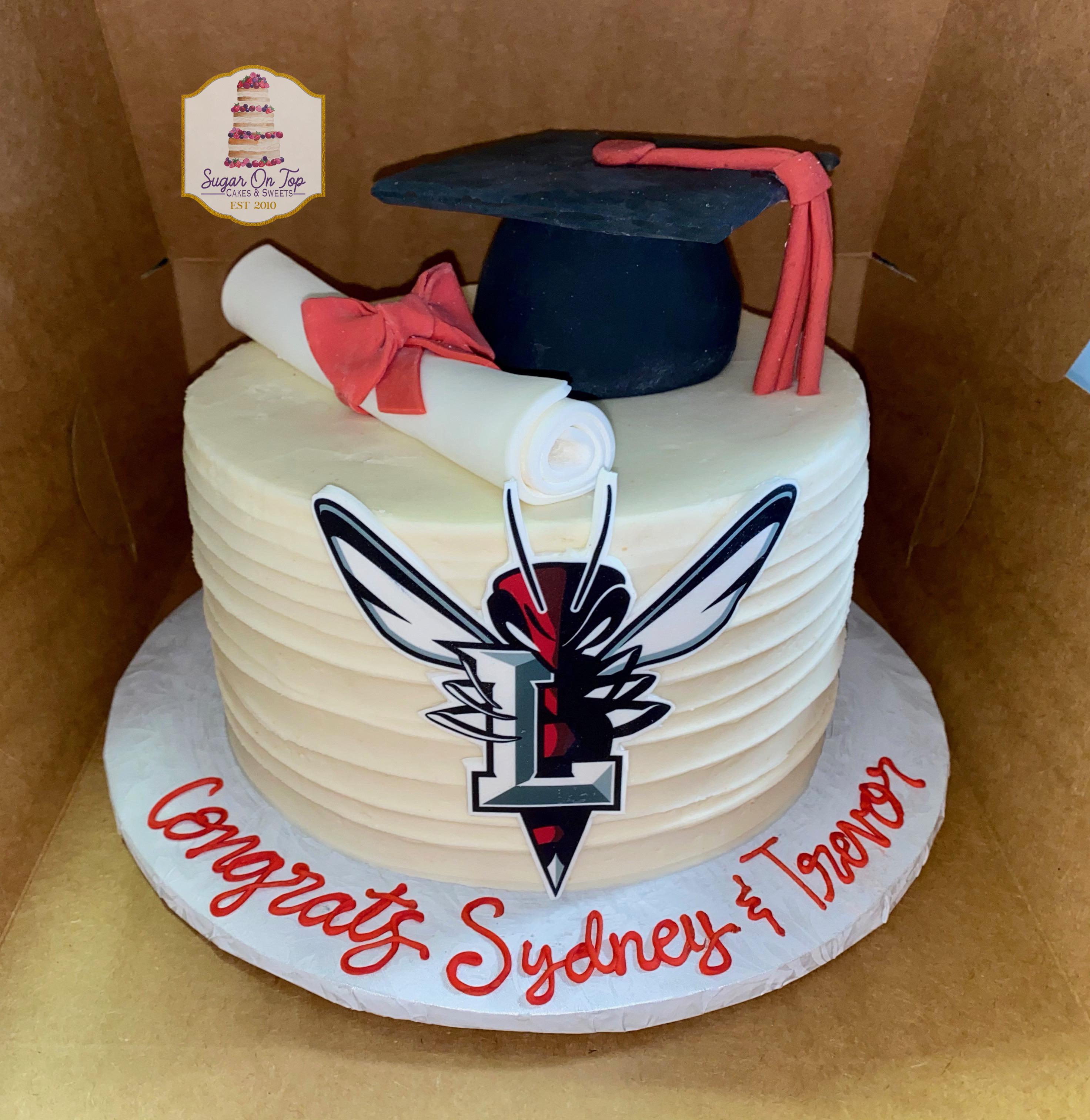 lynchburg univ cake