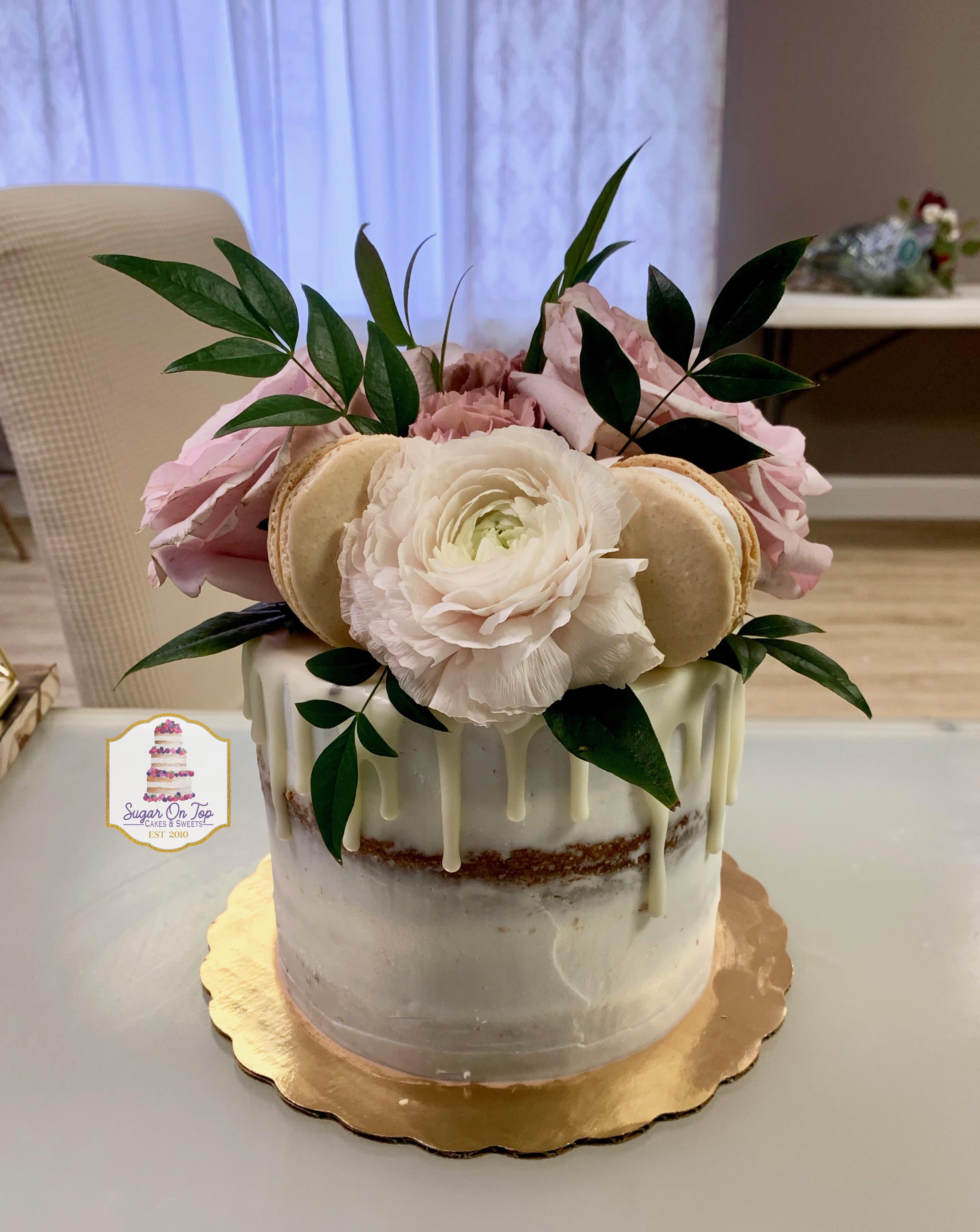 frick anniversary cake