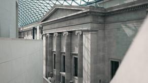 Une ville, des rencontres, des lieux et voic l'un des plus beaux, le British Museum...