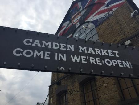 Camden Market : un lieu aussi atypique que dynamique