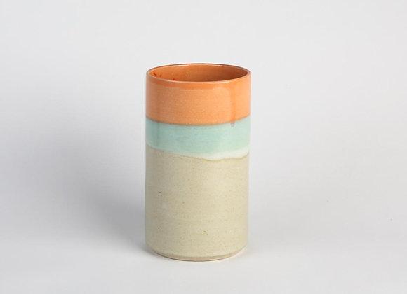 Vase Zylindrisch pastell