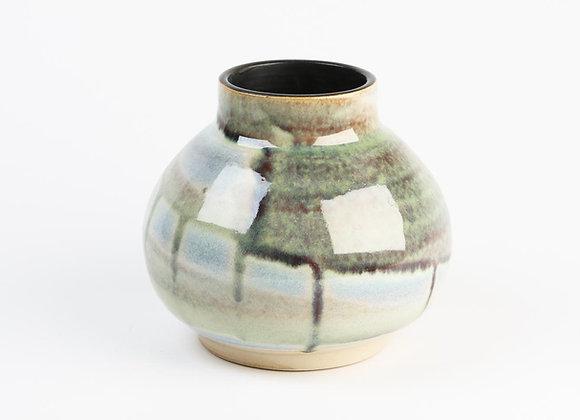 Grosse Vase mit Bauch