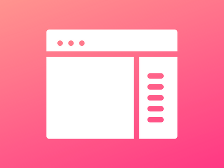 Workspace: Contextual Side Panel