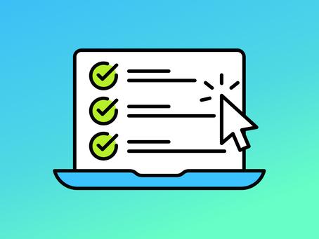Surveys on Catalog Items