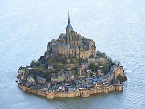 Mont Saint-Michel Normandie Conducteur Officiel