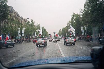 Défilé du Siècle à Paris