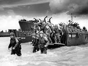 Débarquement en Normandie le 6 juin 1944