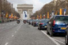 Cortège Officiel à Paris en 2013