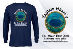 Captiain Sharks w Shirt