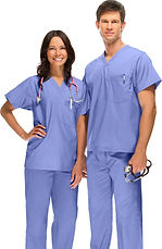 Scrubs, Hospital Uniform