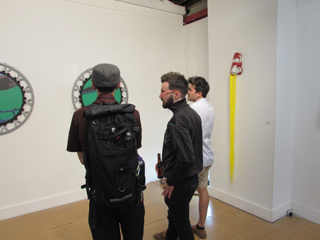 All Work and All Play, AIR Gallery, Manchester