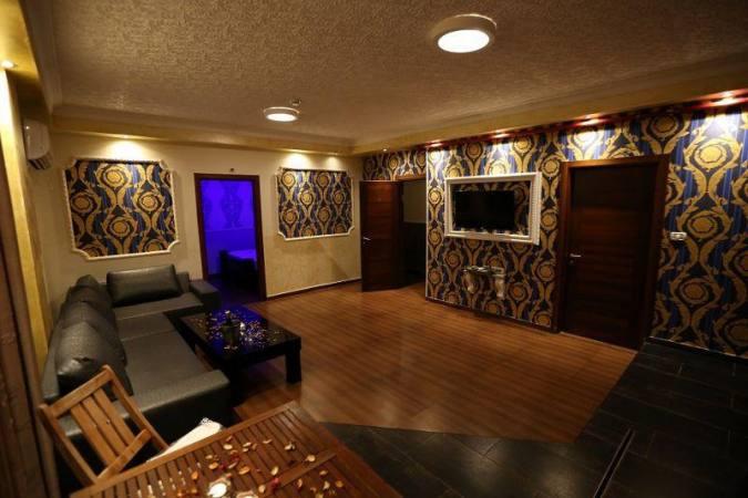 חדר 103 סוויטה סאונה וג'קוזי