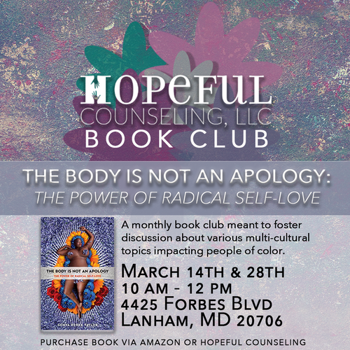 Hopeful Counseling Book Club
