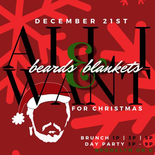 SOSS Christmas Event Flyer