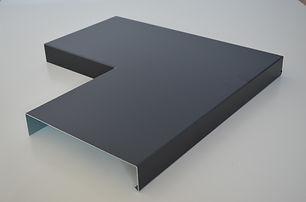 Angle de couvertine aluminium