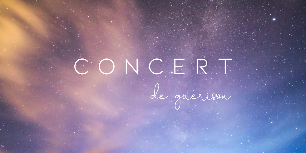Concert de Guérison