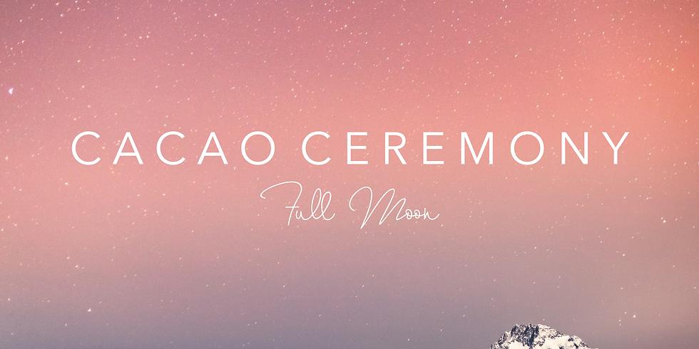 Cérémonie du cacao d'Equinoxe