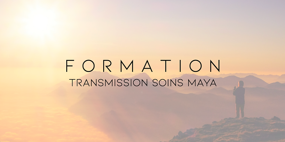 Formation de soin Maya