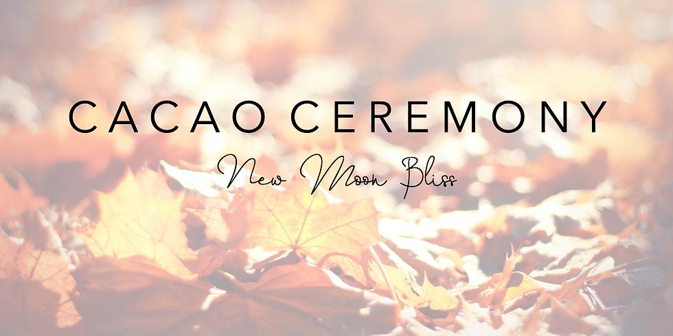 New Moon Cacao Ceremony