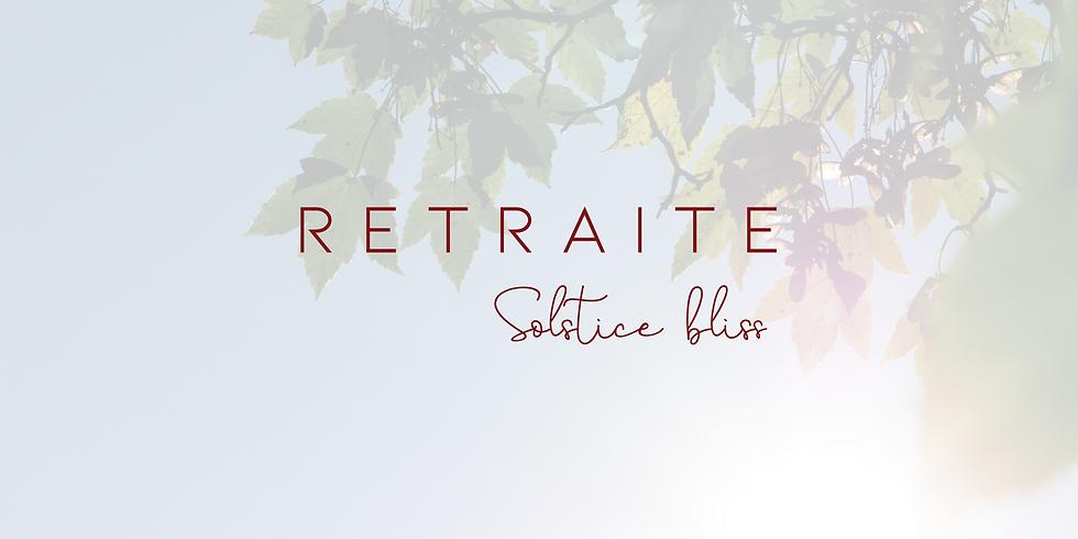 "Retraite ""Solstice Bliss"""