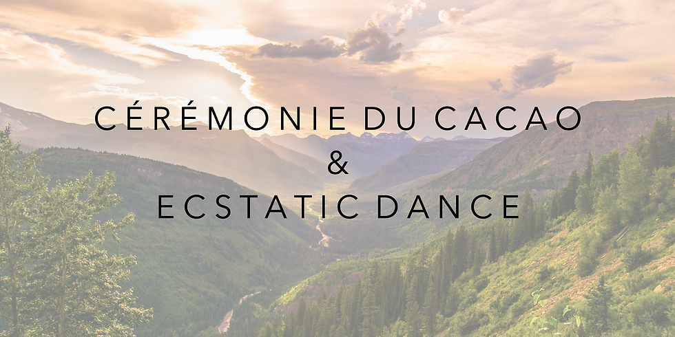 Cacao & Ecstatic Dance