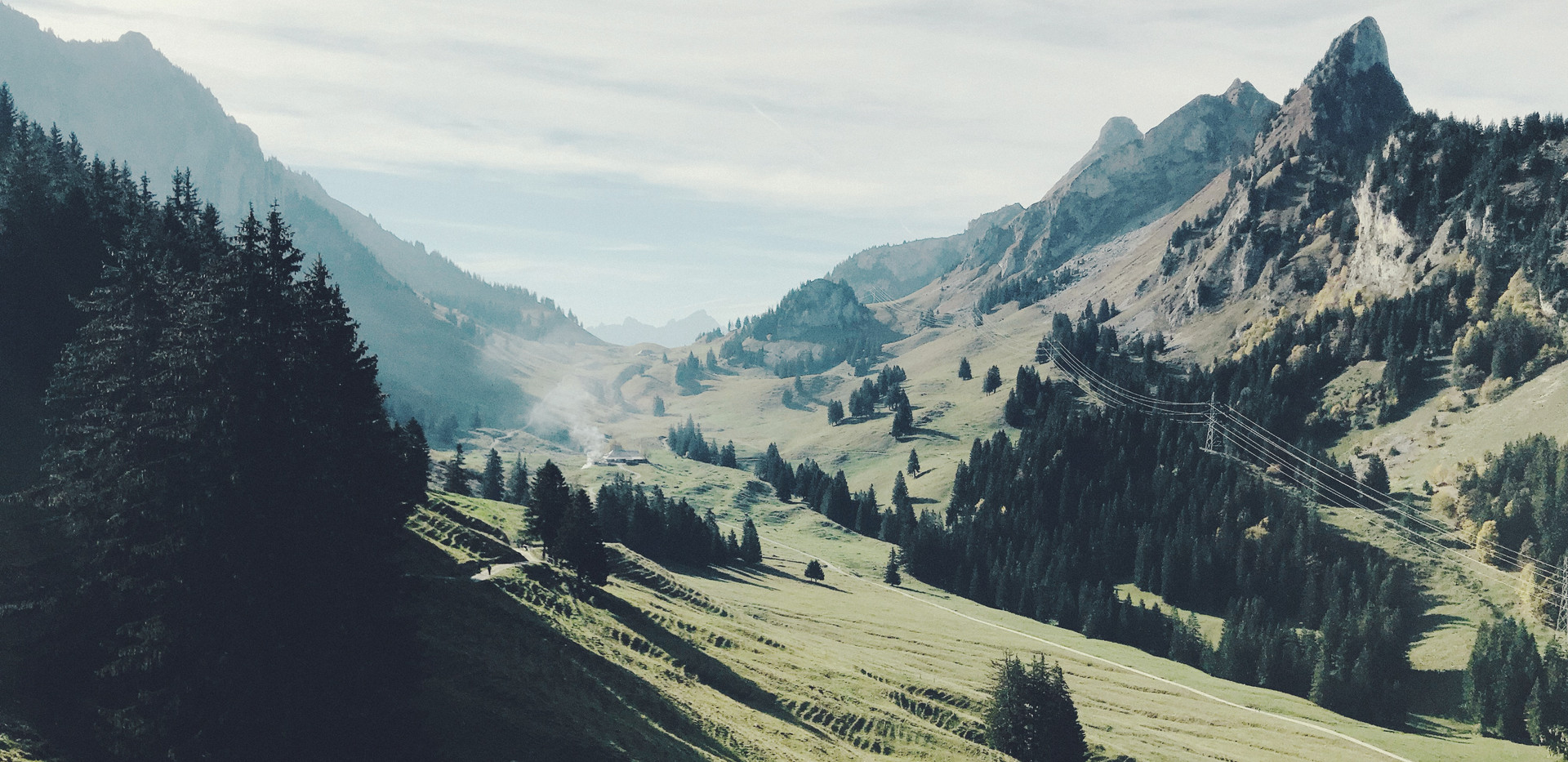 paysage charmey