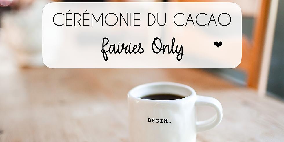 Cérémonie du cacao & Gongs
