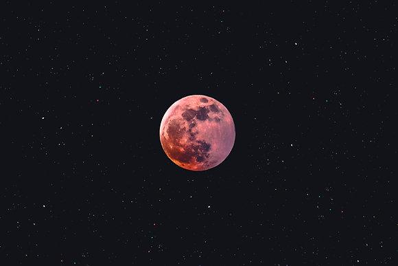 Méditation de connexion avec la Lune