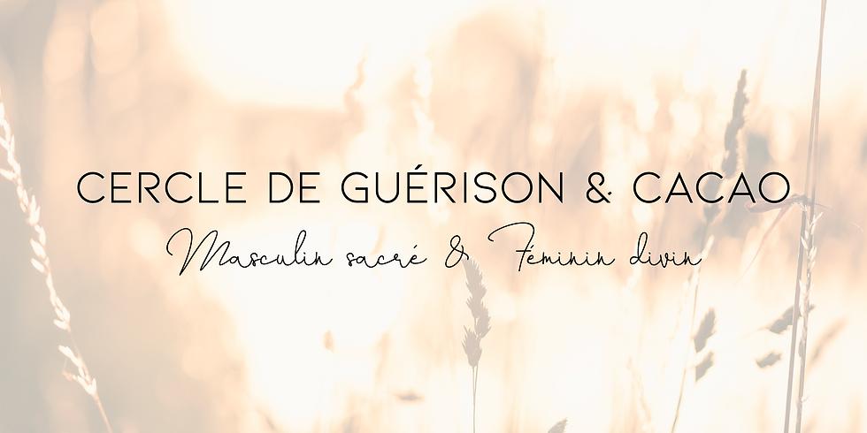 Cercle de guérison: masculin sacré & féminin divin